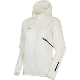 Mammut Avers ML Hooded Jacket Women bright white
